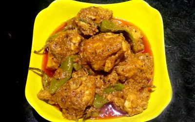 chicken achari