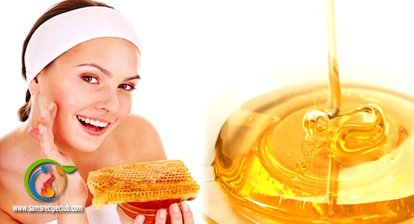 lemon honey water