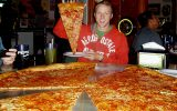 larger pizza