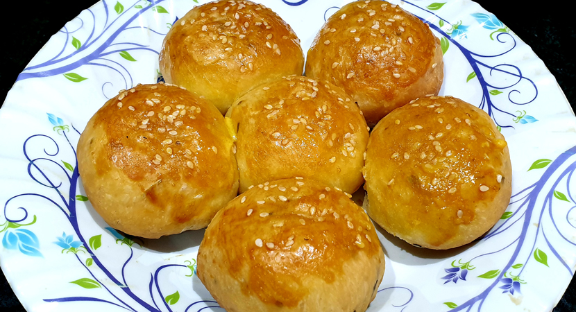 baking buns