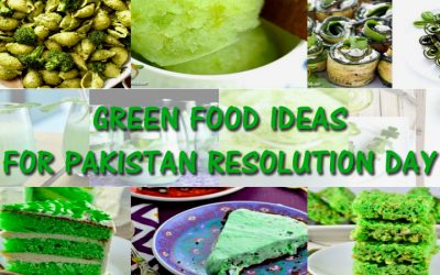 Green Food Ideas