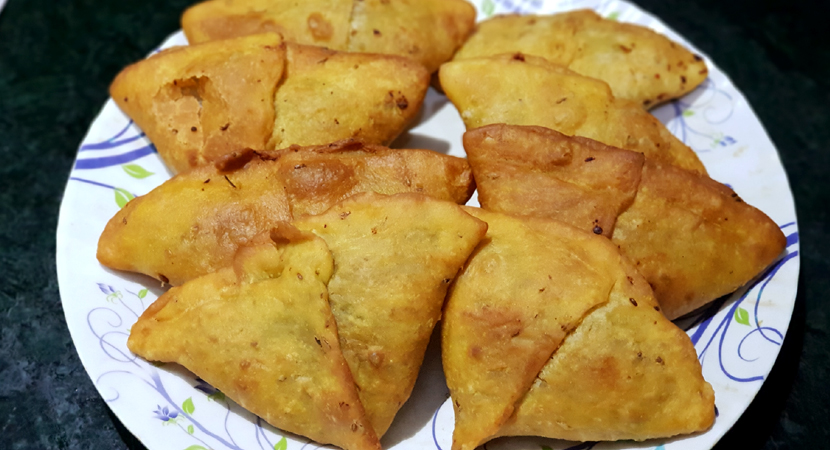 Potato Samosa