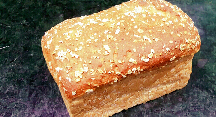 Best Oatmeal Bread
