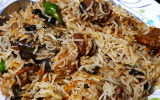 Special Shahi Beef Biryani
